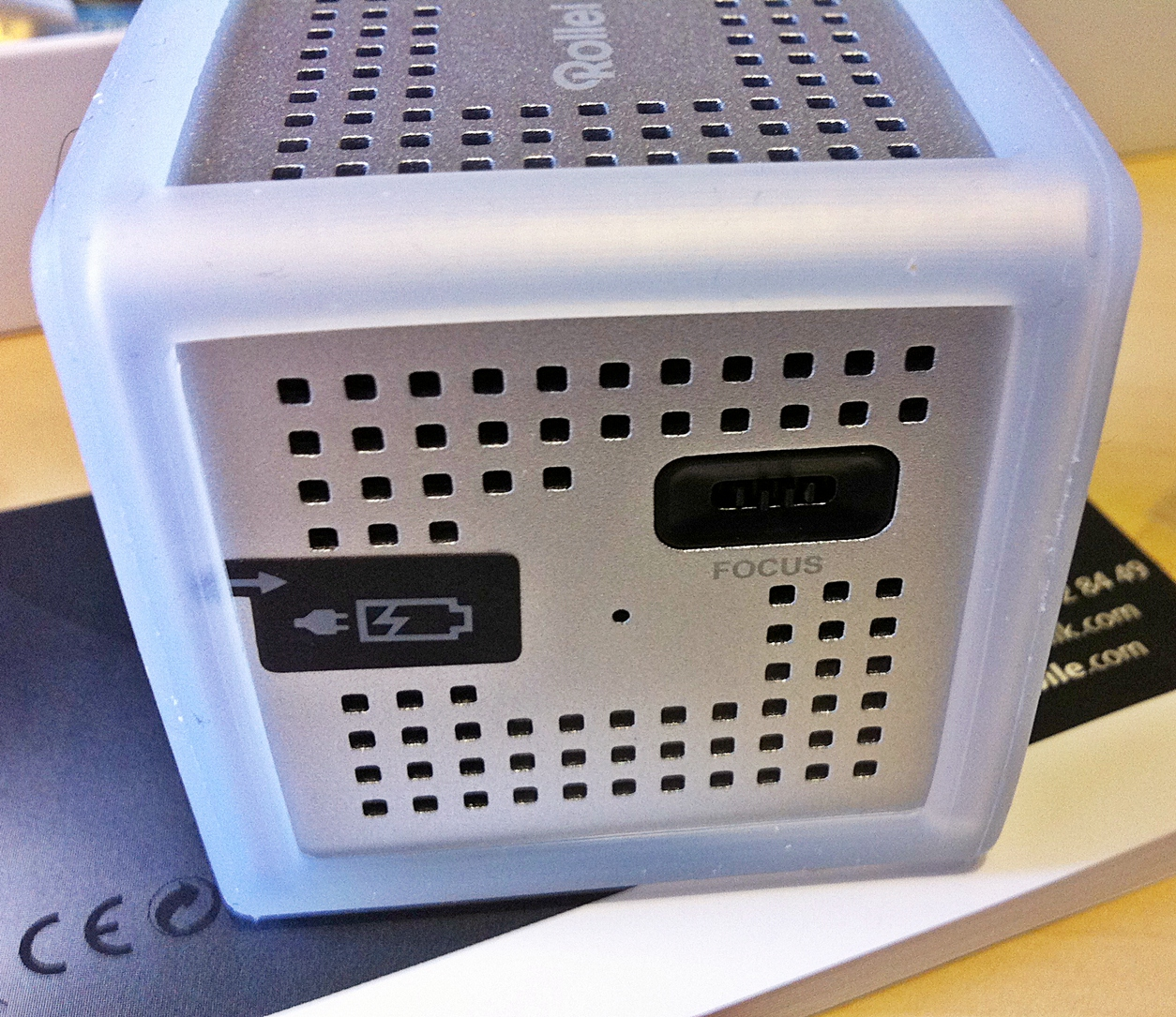 Rollei Pico Projector Innocube ICT ICC