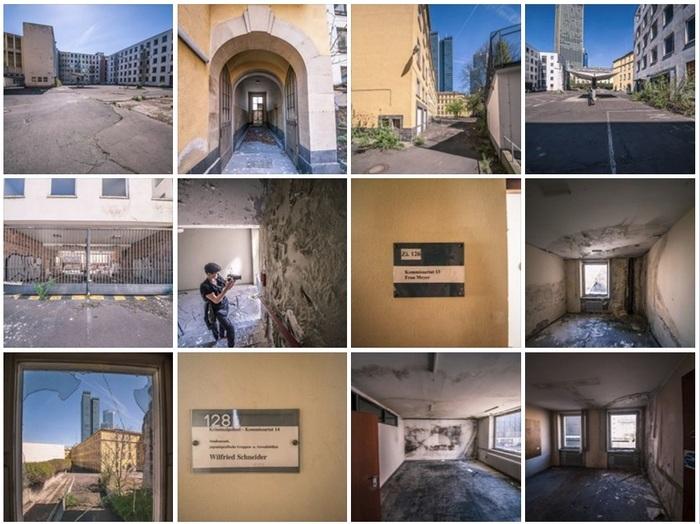 lost places altes polizeipr sidium frankfurt deineip de. Black Bedroom Furniture Sets. Home Design Ideas