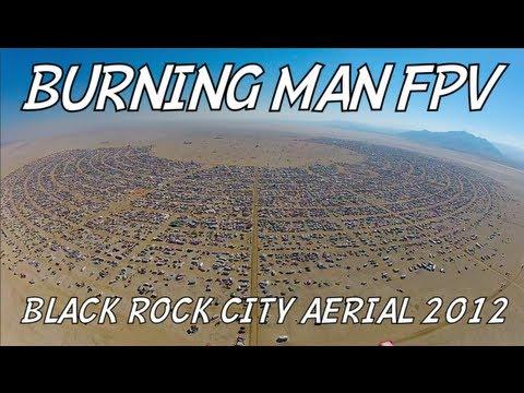 burning man 2012 aus der luft und aus dem all Deine Festival Packliste für den Festivalsommer
