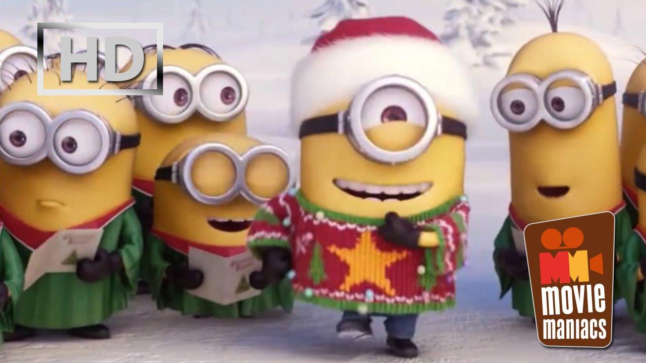 Die Minions singen Jingle Bells – DEINEIP.DE