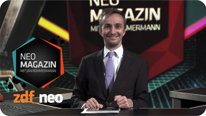 DJ Böhmi feat. ISIS – NEO MAGAZIN mit Jan Böhmermann – ZDFneo
