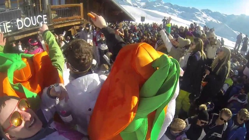 Folie Douce – Karotten Shutdown