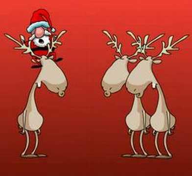 frohe weihnachten mit denmas d