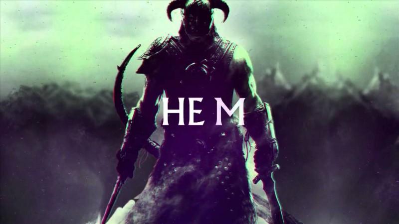 Gamer Hardstyle – Headhunterz – Dragonborn – Skyrim Tribute