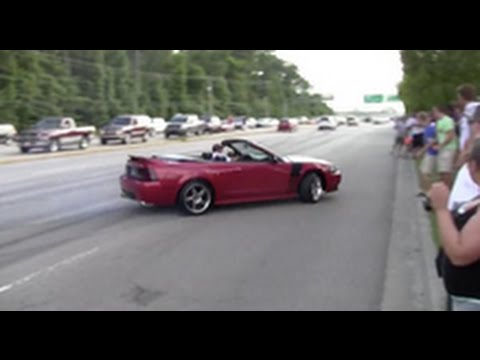 Mustang Drift Fails