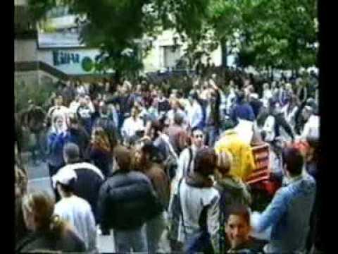Omen Frankfurt Abschluss 18.10.1998