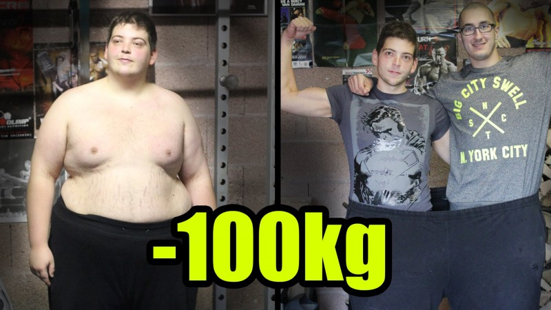 ProjectMarkus Transformation von 182kg zu 82kg