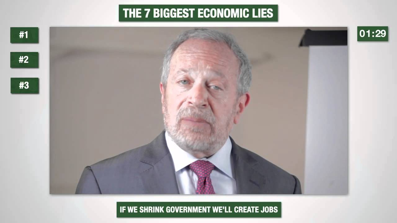 Robert Reich – 7 Lies
