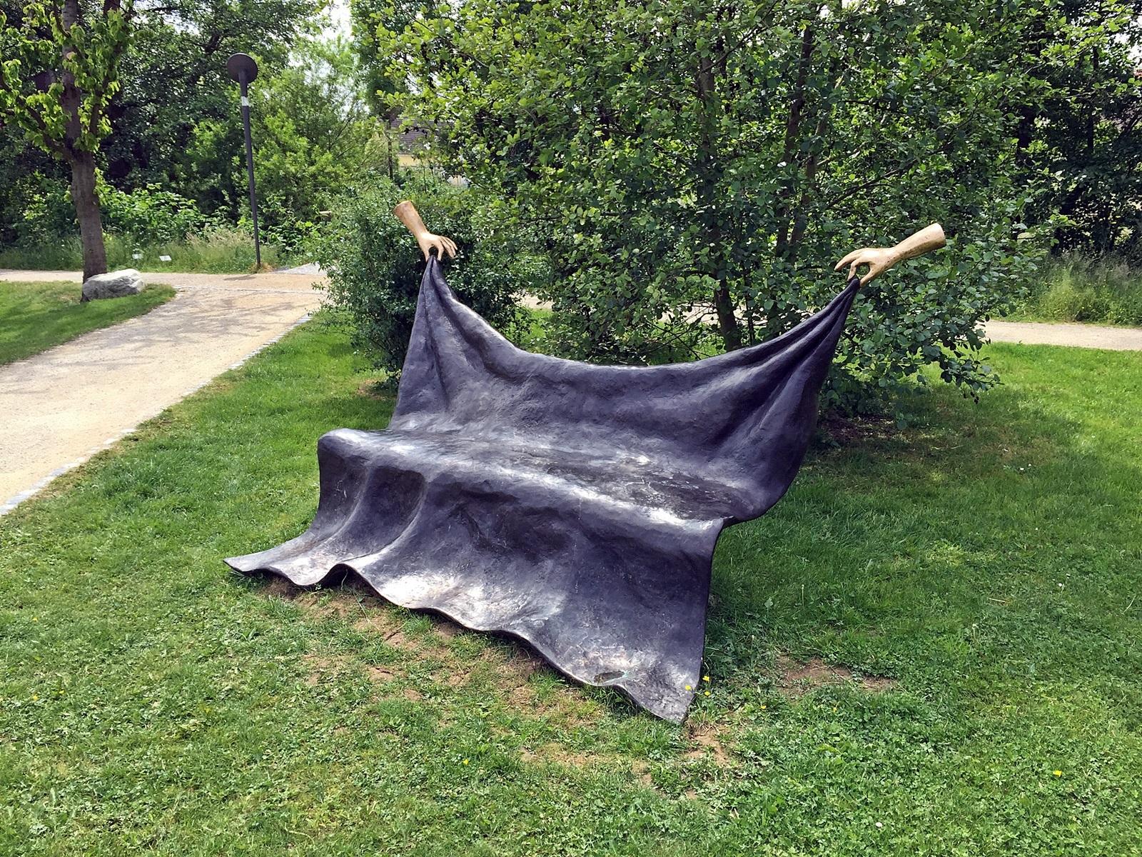 skulpturenpark eschborn