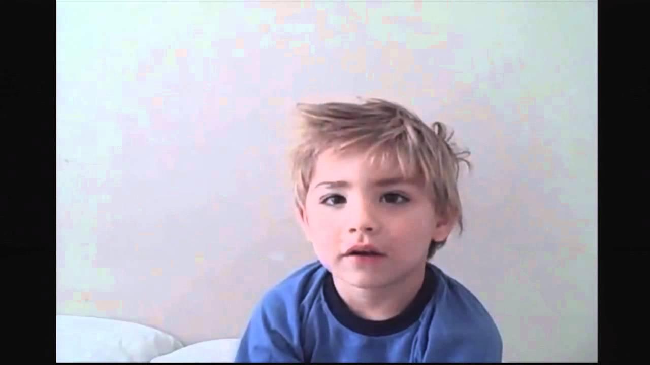 "So reagieren Kinder wenn man ihnen sagt: ""I ate all your Halloween candy"""
