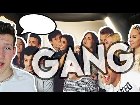 Talk mit der Gang (Melina, Dagi,Simon,Shirin,Paola,Hichäääm,DieAussenseiter..)