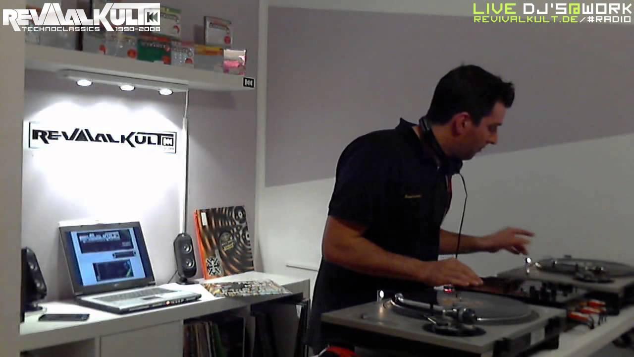 Techno Classics // LIVE-Mitschnitt, Part2 // DJ YOKO // Hardtrance // 1993-1998