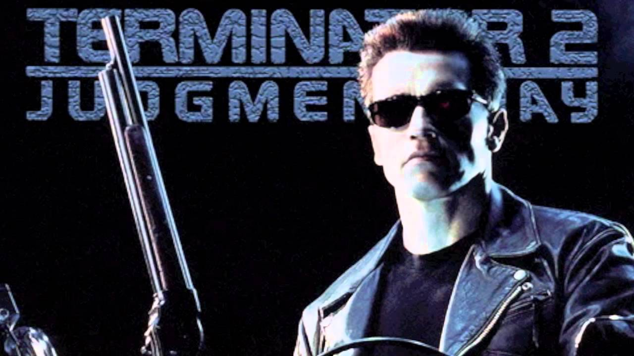 terminator  judgement day theme