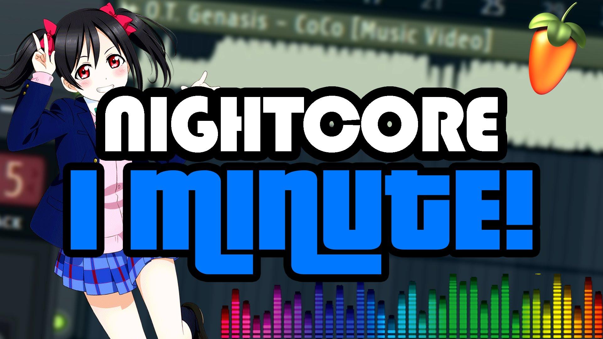 tutorial create a nightcore remi