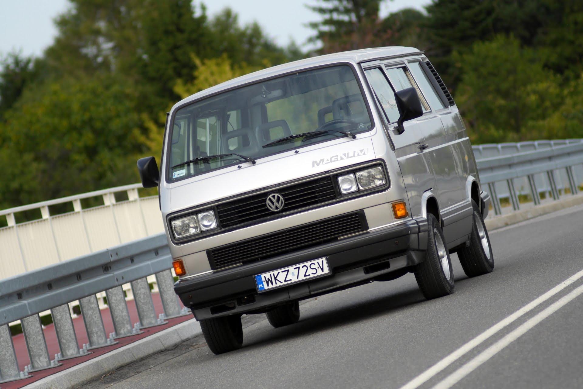 volkswagen transporter t magnum