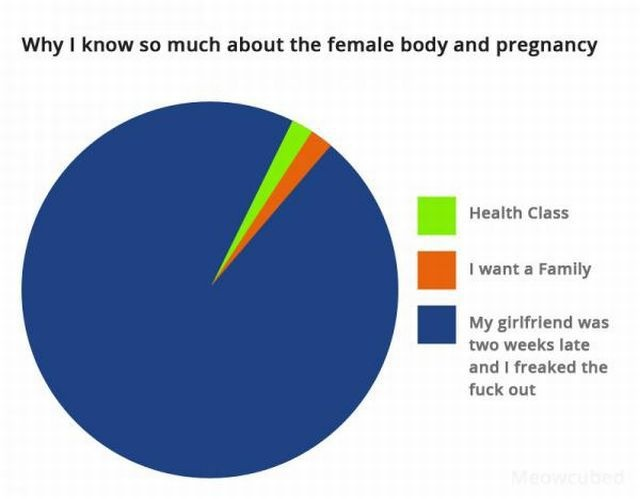 why i know so much about pregnancy