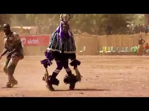 zaouli trance dance to techno
